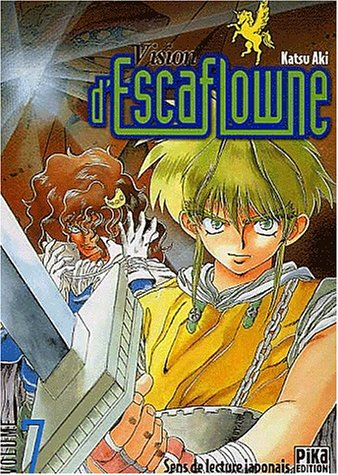 Visions d'Escaflowne Edition simple Tome 7