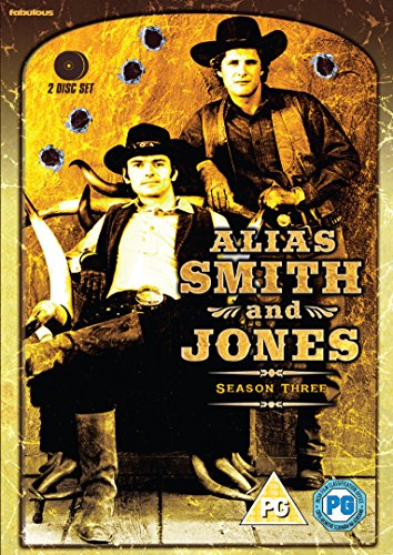 Alia Smith And Jones - Series 3 (2 DVDs)