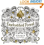 #5: Enchanted Forest: An Inky Quest & Coloring Book