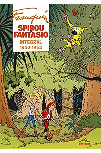 Spirou y Fantasio Integral 2: Franquin