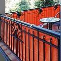 JAROLIFT Balkonbespannung wasserabweisend - Größe und Farbe nach Wahl von JAROLIFT bei Du und dein Garten