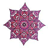 Hängen Mandala Tapisserie Indian Wand Bohemien Bettüberwurf Dekor Yoga-Matte