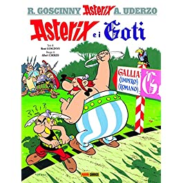 Asterix e i goti: 3
