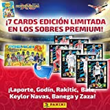 ADRENALYN PREMIUM 1 SOBRE 5€ EDICION LIMITADA 2017/2018 (10 CARTAS. 6 REGULARES+4 ESPECIALES)