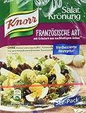 Knorr Salatkrönung Französische Art Dressing, 15er Pack (15 x 52 ml)