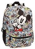 Disney 32323A1 Mickey Comic Mochila Escolar, 16.13 Litros, Color Varios Colores