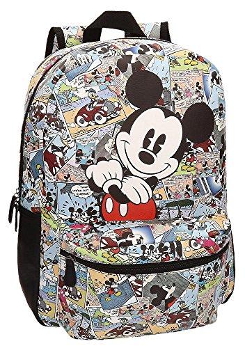 Disney 32323A1 Mickey Comic Mochila...