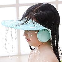 Yorten Hair Wash Cap Shower Baby Cap Soft Bathing Baby Eye Ear Protector Hat for New Born Infants babies Boys Girls…