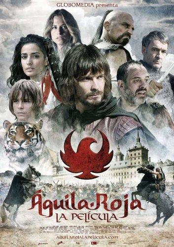Aguila Roja [Blu-ray] 61XEpftJF9L