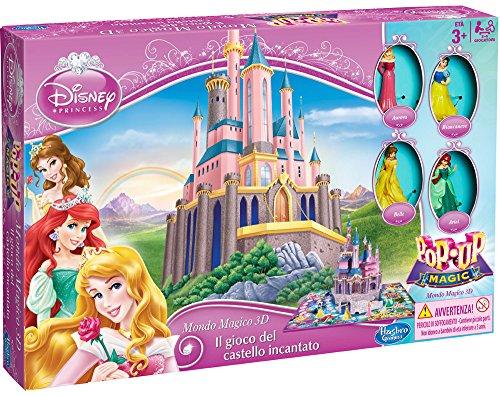 Disney Princess - Il Gioco del Castello (4 A Castello)