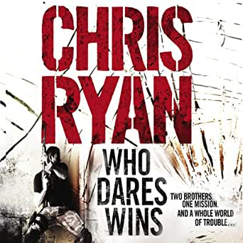 Order of Chris Ryan Books - OrderOfBooks.com