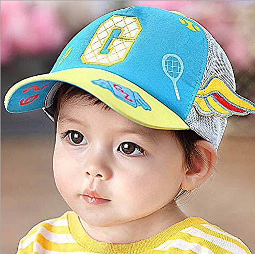 e7e874839fc 19% OFF on Generic black hat   Spring and autumn boy hat summer baby boy  cap child boy baseball cap summer baby girl hat on Amazon