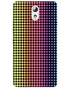 Lenovo Vibe P1M Back Cover