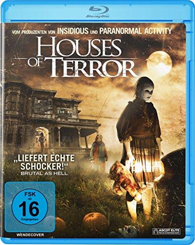 Houses of Terror [Blu-ray]