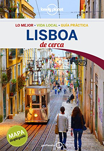 Lisboa De cerca 3 (Guías De cerca Lonely Planet) por Kerry Christiani