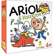 Jeu Ariol - Le kolektor