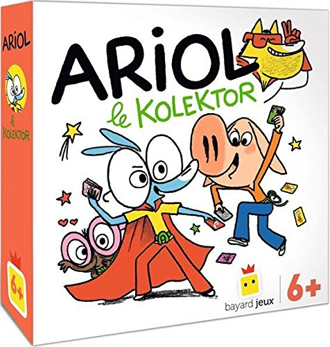"""Afficher """"ARIOL LE KOLEKTOR"""""""