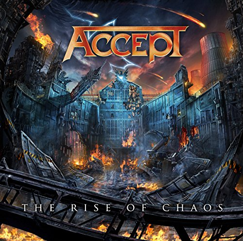 The Rise Of Chaos (VINYL) - Accept - 2017