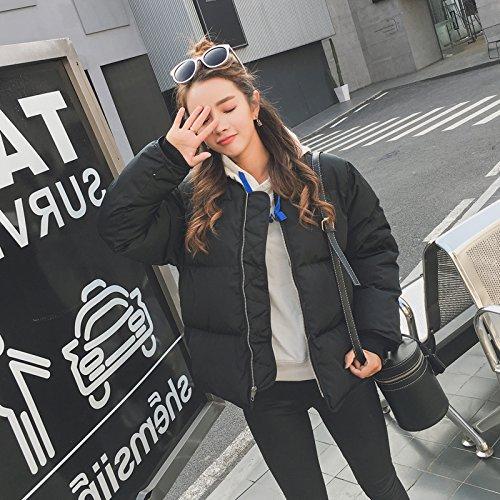 Xuanku Coton' Catégorie Pain Harajuku des Vêtements d'hiver Manteau De Coton Lâche, Veste Courte