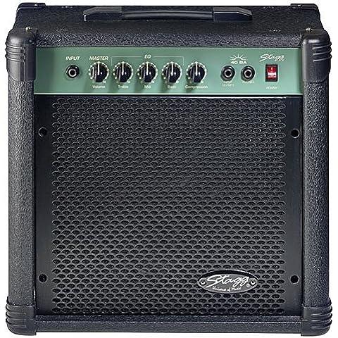 Stagg 40 BA EU Amplificatore 40W per Basso Elettrico