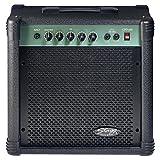 Bassverstärker für E-Bass, 40 Watt RMS, 3-Band EQ, 1x 10 Zoll Lautsprecher