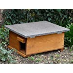 riverside woodcraft hedgehog eco house with anti bacteria coating Riverside Woodcraft Hedgehog Eco House With Anti Bacteria Coating 61XFCoW8eML