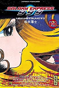 Galaxy Express 999 Edition simple Tome 13