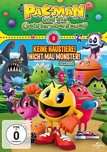 Vol. 3: Keine Haustiere!/Nicht mal Monster Teil I + II