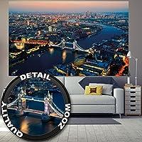 Décorer les murs de votre maison a travers GREAT ART Nos murales sont élégantes et modernes de style et garanti la meilleur vue de vous pièces. salon, bureau, salle de jeux ou chambre - donc arrêtez de laisser vos murs blancs et nus.  Londres est une...