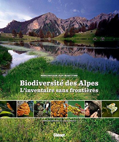 Biodiversit des Alpes: L'inventaire sans frontires, Mercantour-Alpi Marittime