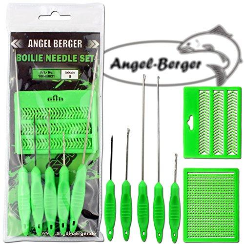 Angel Berger Carp Series Boilie Needle Set Pva-serie