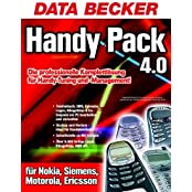 Handy Pack 4.0, 1 CD-ROM Läuft unter Windows 98/98SE/ME/NT4 (SP6)/2000/XP. Für Nokia, Siemens, Motorola, Ericsson