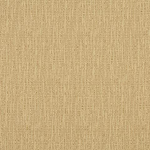 Golden Yellow, Textured Solid Drapery and Upholstery Fabric By The