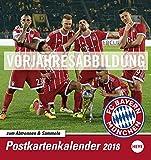 FC Bayern München Sammelkartenkalender - Kalender 2019