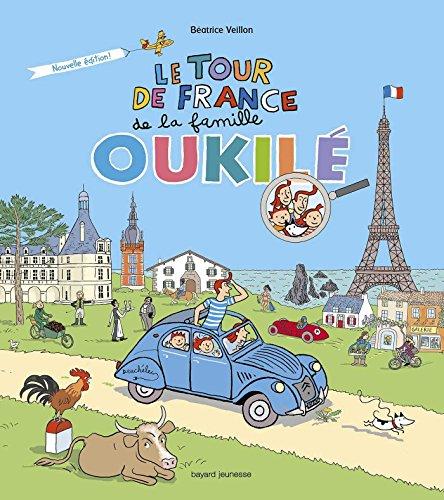 La famille Oukilé : Le tour de France de la famille Oukilé