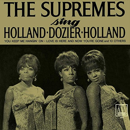 All American Foundation (The Supremes Sing Holland • Dozier • Holland (2CD))