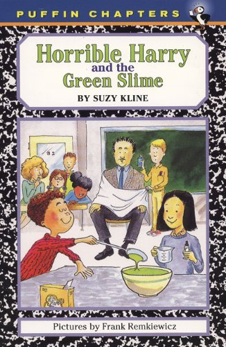 Horrible Harry and the Green Slime (Puffin Chapters) - Binding Slime