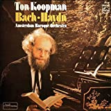Johann Sebastian Bach o Joseph Haydn / Ton Koopman o The Amsterdam Baroque Orchestra - Bach o Haydn - Philips - 6570 762