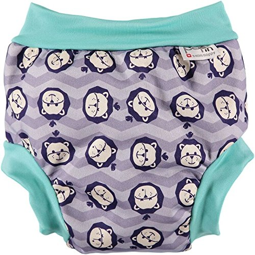 close-parent-5060123255713-banador-diseno-de-leon-talla-xl-color-morado-y-azul