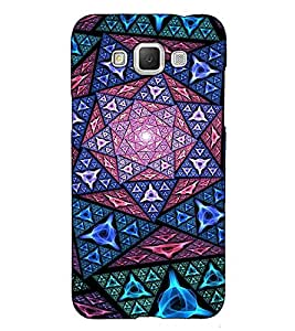 Fuson Designer Back Case Cover for Samsung Galaxy Core Prime :: Samsung Galaxy Core Prime G360 :: Samsung Galaxy Core Prime Value Edition G361 :: Samsung Galaxy Win 2 Duos Tv G360Bt :: Samsung Galaxy Core Prime Duos (Blue and pink designer work)