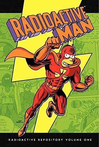 Radioactive Man: Radioactive Repository Volume One
