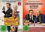 Eberhofer - 4 Filme Set ( Triple Box + Grießnockerlaffäre ) - Deutsche Originalware [4 DVDs]