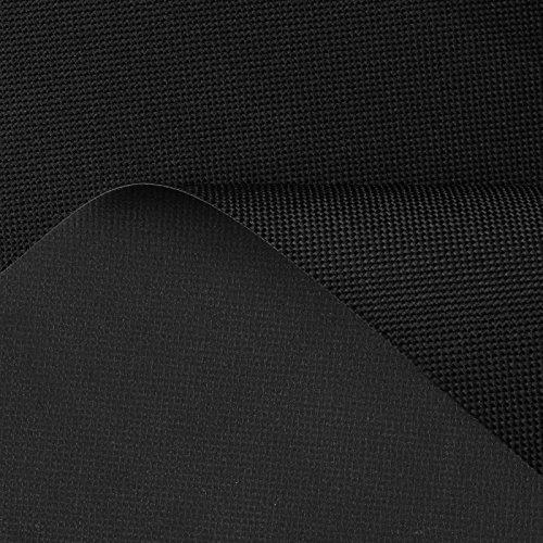 Breaker Impermeable - Lona de poliéster robusta recubierta de PVC - Impermeable y a prueba de viento - Por metro (gris antracita)
