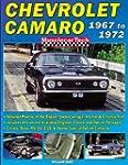 Chevrolet Camaro 1967 to 1972