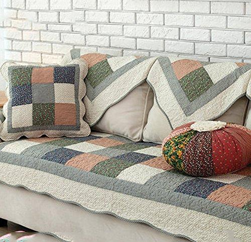 Sofa-bezugsstoff,Sofa Slipcover 1 stück Anti-Rutsch schmutzabweisend Sofa Protector für 1 2 3 4 Kissen Couch,Maschine Waschbar-A 70x180cm(28x71inch) (Loveseat Stuhl Sofa Stück 3)