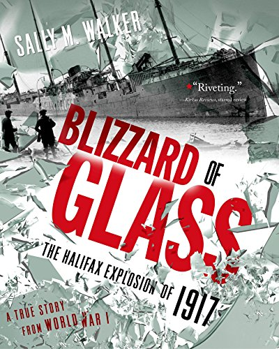 Blizzard of Glass: The Halifax Explosion of 1917 (English Edition)