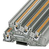 PHOENIX CONTACT Installationsetagenklemme PTI 2,5-L/L, 50 Stück, 3213953