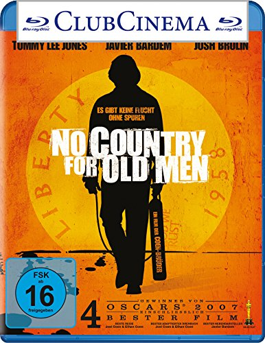 No Country For Old Men [Blu-ray] (Wow Datenträger)