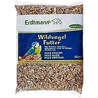 Erdtmanns Wildvogelfutter plus, 1er Pack (1 x 800 g)