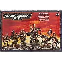 WarHammer 40k Berserker del Chaos di khorne